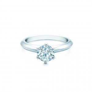 The Tiffany Setting