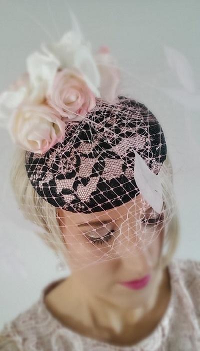Lisa wearing Aoife Hannon Hat