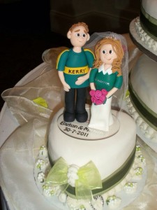 Jersey Cake Topper