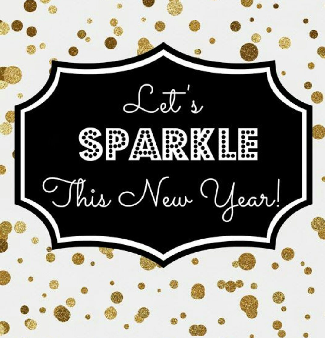 New Year Sparkle