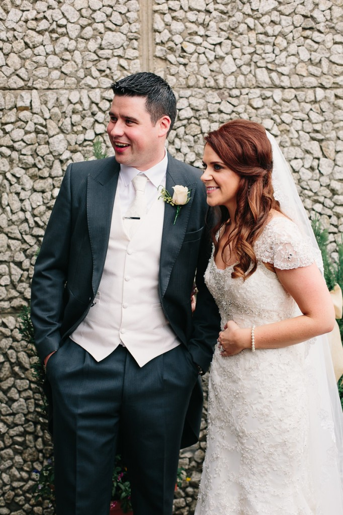 Orla and Denis Real Life Wedding