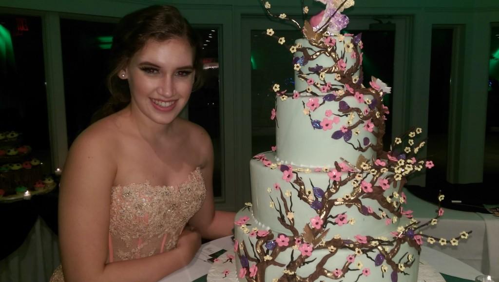 Kirsten's Sweet 16