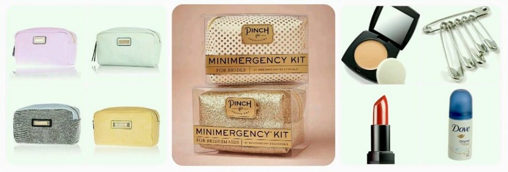 DIY: Bridal Emergency Kit