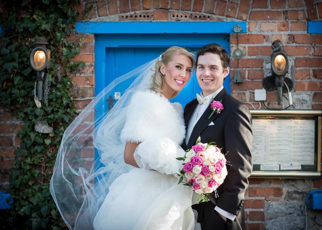 Lyndsey & Michael's Real Life Wedding