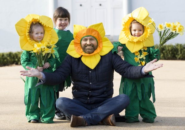 Daffodil Day Launch 2015