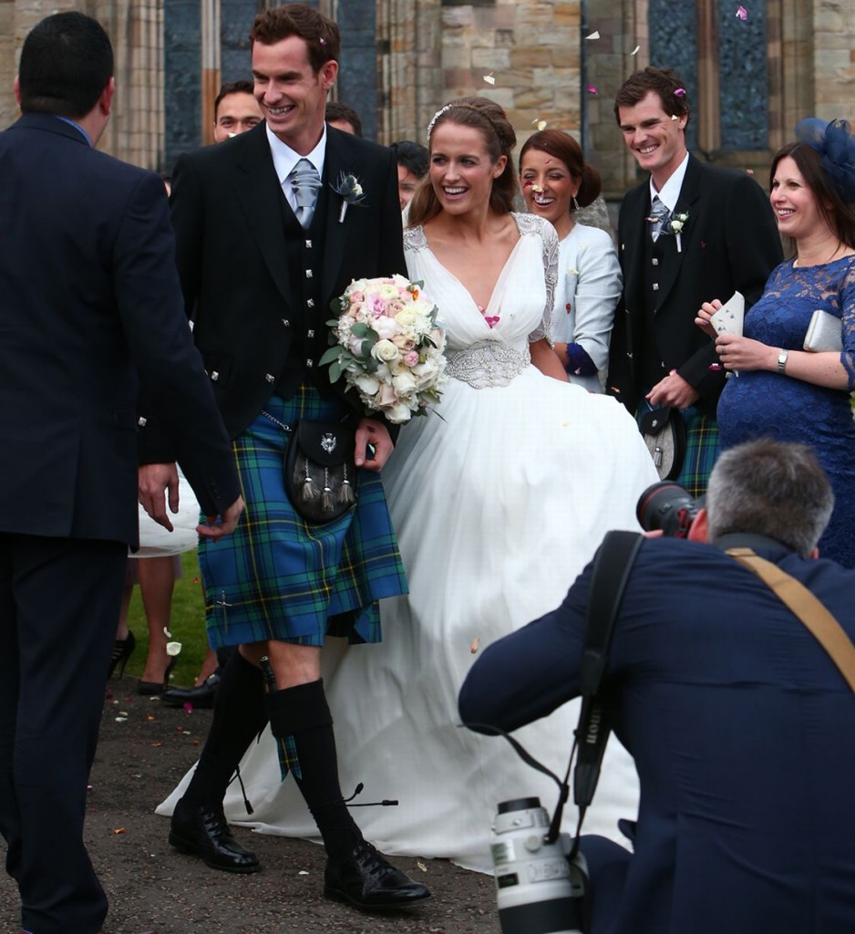 Andy-Murray-and-Kim-Sears-at-Dunblane-Cathedral