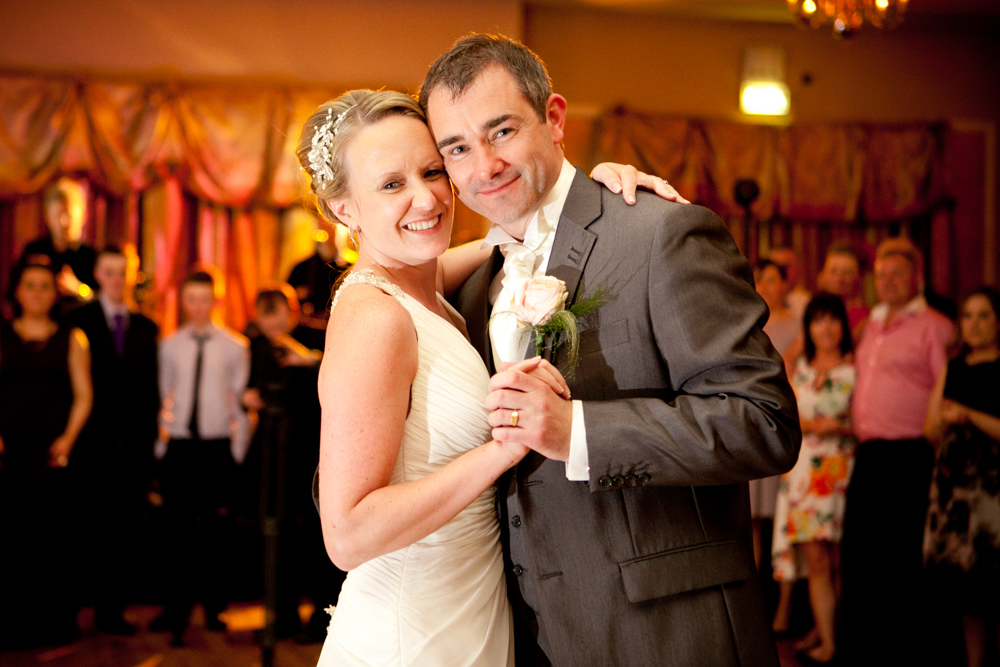 Aoife & Darren's Real Life Wedding
