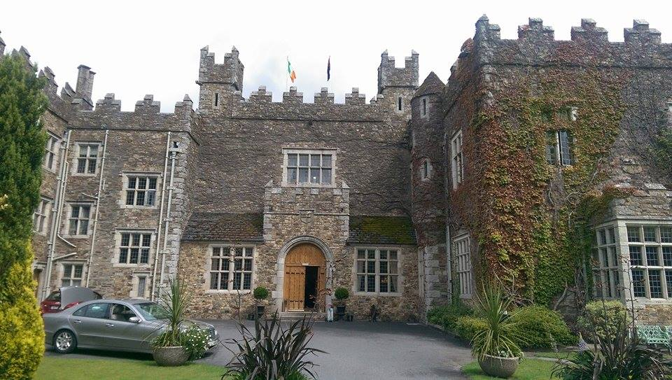 Waterford Castle...fit for a wedding!