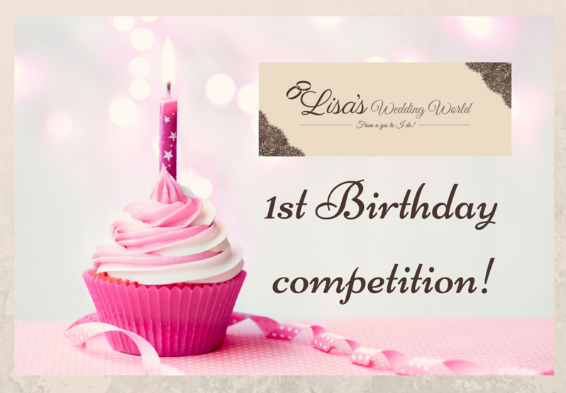 1st Birthday Competition