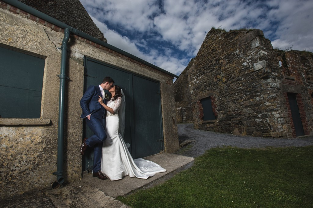 Nicola & Eamonn Real Life Wedding