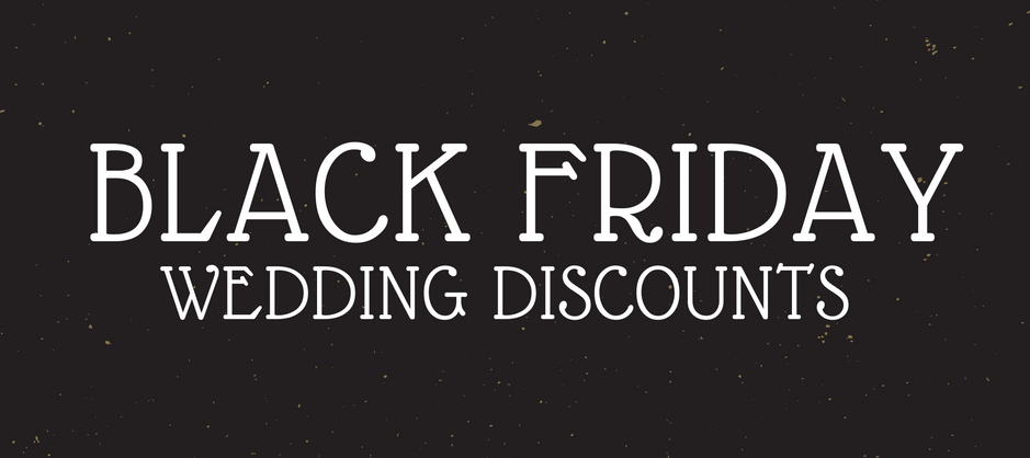 Black Friday Bridal Offers