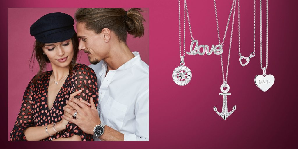 Show your love with THOMAS SABO this Valentines